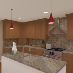 Kitchen and Master Suite Addition in Franklin Lakes NJ Plan 2 (4)-Design Build Planners