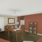 Kitchen and Master Suite Addition in Franklin Lakes NJ Plan 2 (9)-Design Build Planners