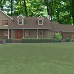 Kitchen and Master Suite Addition in Franklin Lakes, NJ Plan 3 (23)-Design Build Planners