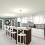 Kitchen and Master Suite Addition in Franklin Lakes, NJ Plan 3 (3)-Design Build Planners