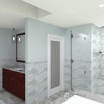 Master Bedroom and Bathroom in Bridgewater NJ CAD (14)-Design Build Planners