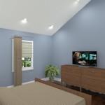 Master Bedroom and Bathroom in Bridgewater NJ CAD (4)-Design Build Planners