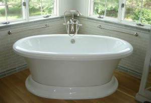 Soaking Tubs and Bath Salts from Organic Gurlz Gardens and Design Build Planners (2)