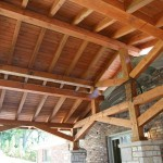 steb timber ceiling