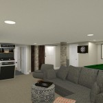 Basement Refinishing in Warren NJ (11)-Design Build Planners