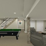 Basement Refinishing in Warren NJ (17)-Design Build Planners