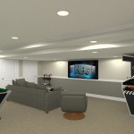 Basement Refinishing in Warren NJ (2)-Design Build Planners