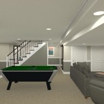 Basement Refinishing in Warren NJ (9)-Design Build Planners