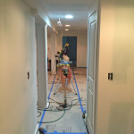 Basement Refinishing in Warren, NJ In Progress 5-10-2016 (20)
