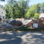 Cranford NJ Home Rebuild In Progress 9-16-2015 (1)