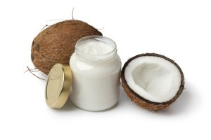 Health benefits of coconut oil - Organic Gurlz Gardens Fort Wayne Indiana