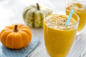 Health benefits of a pumpkin smoothie recipe - Organic Gurlz Gardens Fort Wayne Indiana