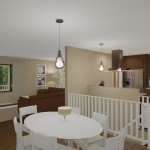 Kitchen and Mud Room Remodel in Mercer County NJ  Plan 2 (1)-Design Build Planners