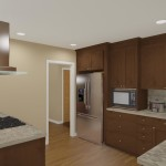 Kitchen and Mud Room Remodel in Mercer County NJ  Plan 2 (2)-Design Build Planners