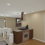 Kitchen and Mud Room Remodel in Mercer County NJ  Plan 2 (3)-Design Build Planners