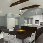 Kitchen and Mud Room Remodel in Mercer County NJ  Plan 3 (1)-Design Build Planners