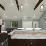 Kitchen and Mud Room Remodel in Mercer County NJ  Plan 3 (6)-Design Build Planners