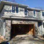 New Home Construction in Cranford NJ In Progress 1-14-15 (6)