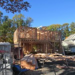 New Home Construction in Cranford, NJ In Progress 10-31-15 (6)