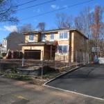 New Home Construction in Cranford NJ In Progress 11-24-2015 (11)