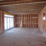 New Home Construction in Cranford NJ In Progress 11-24-2015 (7)