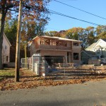 New Home Construction in Cranford NJ In Progress 11-5-15 (1)