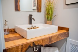 Wood butcher block countertop - Design Build Planners (4)