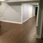 Luxury Basement Remodel in Warren, NJ In Progress 5-18-2016 (6)