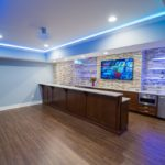 Luxury Basement Remodel in Warren, New Jersey COMPLETED (10)-Design Build Planners