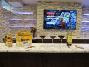 Luxury Basement Remodel in Warren, New Jersey COMPLETED (5)-Design Build Planners