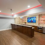 Luxury Basement Remodel in Warren, New Jersey COMPLETED (7)-Design Build Planners