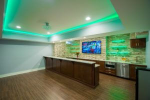 Luxury Basement Remodel in Warren, New Jersey COMPLETED (8)-Design Build Pros