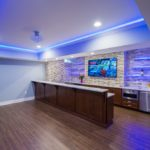 Luxury Basement Remodel in Warren, New Jersey COMPLETED (9)-Design Build Planners