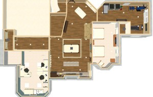 Luxury Basement in Warren, NJ CAD (1)-Design Build Planners