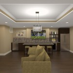 Luxury Basement in Warren, NJ CAD (4a)-Design Build Planners