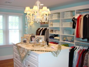 Master Bedroom Design with Dressing Room Closet - Design Build Planners