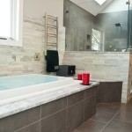 Spacious Master Bathroom Design - Design Build Planners