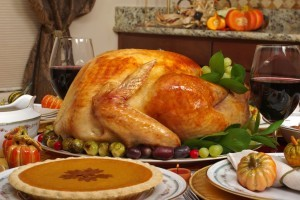 Thanksgiving dinner - Design Build Planners