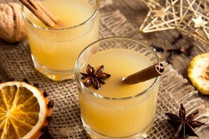 Hot Rum Toddy recipe - Organic Garden Gurlz Gardens Fort Wayne Indiana