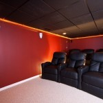 Media rooms and home theaters - Design Build Planners (2)