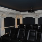 Media rooms and home theaters - Design Build Planners (20)
