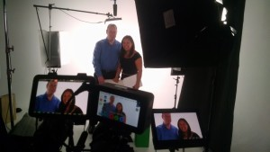 Neil Parsons and Allison Tom for Houzz video interview (2)