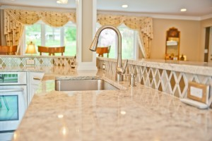keeping your countertop clean ~ Design Build Planners (1)
