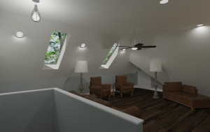 Attic PLUS in Monmouth County , NJ CAD (5)-Design Build Planners
