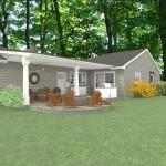 Complete Home Remodel in Interlaken NJ CAD (4)-Design Build Planners