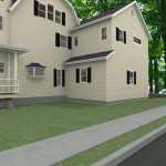 Addition for Historic Home in South Orange CAD (2)-Design Build Pros