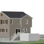 Knock Down and Rebuild in Middletown NJ CAD (3)-Design Build Planners