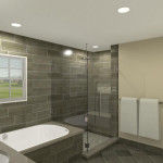 Add A Level and Interior Renovation in Morris County, NJ CAD (35a)-Design Build Planners