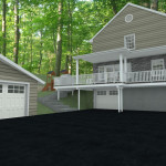 Add A Level and Interior Renovation in Morris County, NJ CAD (4)-Design Build Planners