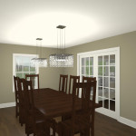 Add A Level and Interior Renovation in Morris County, NJ CAD (5)-Design Build Planners